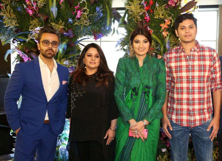 Avnish Kumar - Tamanna Rooz - Anam Mirza - Akbar Rasheed